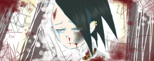 Just some suffering by DarkBlue-Icing