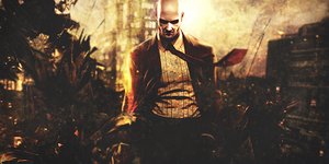 Hitman the game by jocafeju2