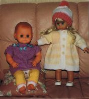 Clothes for baby dolls by ToveAnita