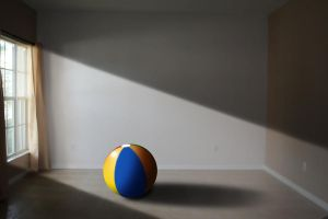 BeachBall in a Room by Musicman30141