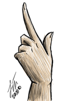 Hand Practice 1 by Lintastic
