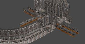 RE4 FULL CASTLE TRAIN PATH by Oo-FiL-oO