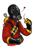 Pyro by SkitzoFreshness