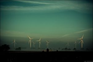 Windmills by Crossie