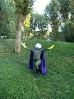 mysterio apparition by LordJoker88