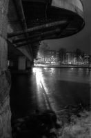Under the bridge by valkeeja