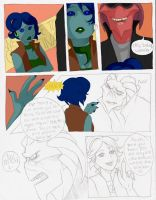 Ebola Meets Thrax 1 by WillowWhiskers