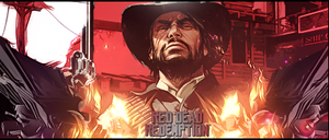 Red Dead Redemption by xSlipstone