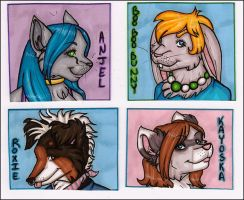 FWA Badges 2 by silverwing