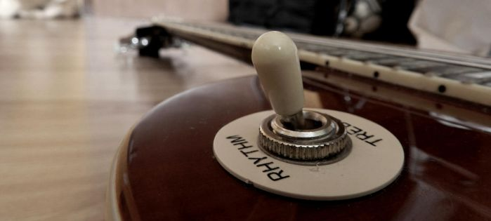 Les Paul's Guitar Switch by Luky1992
