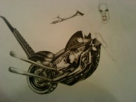 Lady Gaga Born This Way album -Unfinished- Pic 2 by turanneth