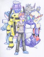 Team of No Legends by Naixoa