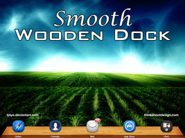 Smooth Wooden Dock by Tjdyo