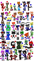 Sonic FC adoptables 100-closed by DarkBlueGlass