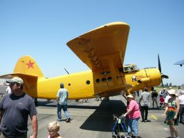 1984 Antonov AN-2 by RoadTripDog