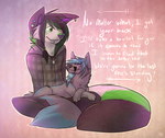 No Matter What :remake: by TOPAZxWOLF