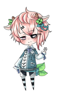 Adoptable Auction (closed by Manekineko--chan