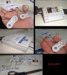 Snes Papercraft set - Finished by ryo007