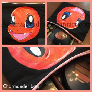 Charmander bag by ArtimasStudio