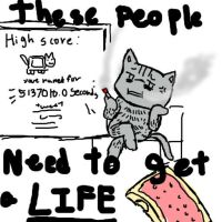 Nyan cat lovers heres a tip by JapanHetaliachoco
