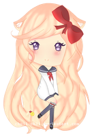 .: CM : Yuiko-tan :. by choli-adopts