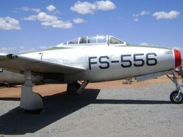 F-84 by MacArther