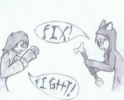 Fix Your Fists by SiftStone