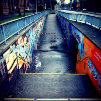 underpass by pineapple-neck