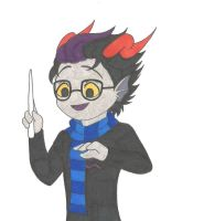 Gift: Eridan by Cararom319