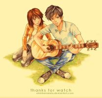 thanks for watch by AlvinHenanda