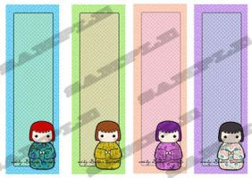 Bookmarks sample by Ivy-Mitsuno
