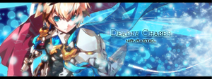Deadly Chaser Signature GFX by Nirvaxstiel