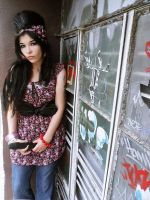 Amy Winehouse -Tribute- by Nao-Dignity