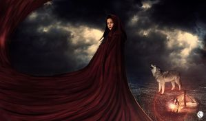 Red Riding Hood by Reginacamargo