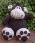 Mickey Monkey Amigurumi Crochet. Pattern Available by RuthNorbury