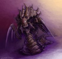 StarCraft 2 Zerg hydralisk by darkdamage