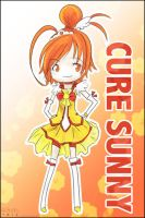 Cure Sunny by AngelDranger