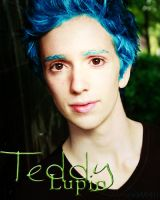 Teddy Lupin by evanna11