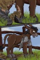 trip to the petting zoo 5 by InuebonyDarkHaven