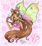 Flora Colored by angelaaasketches