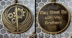 Brotherhood of Steel Fallout pendant by TimforShade