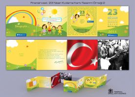 Children's day cd Cover2 by OnRckn
