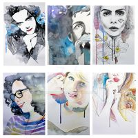 My works from April to June: by AirelavArt