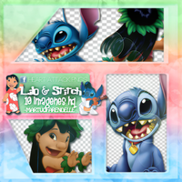 +Pack Lilo y Stitch by MartuofArendelle by MartuLoveTini