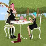 Tea Party by NaoIsOff
