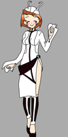 Bleach OC ::Monty Mariposa Grey:: by ChibiChanu