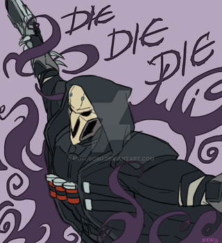 Reaper by eridamn