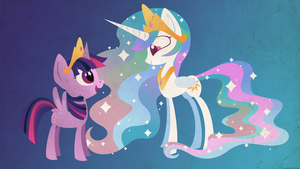 Wallpaper - Colleagues by Foxy-Noxy