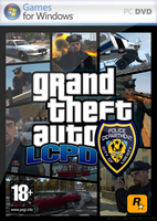 Grand Theft Auto LCPD PC Cover by InterGlobalFilms