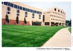 Columbus State CC by pepsipepsibaby